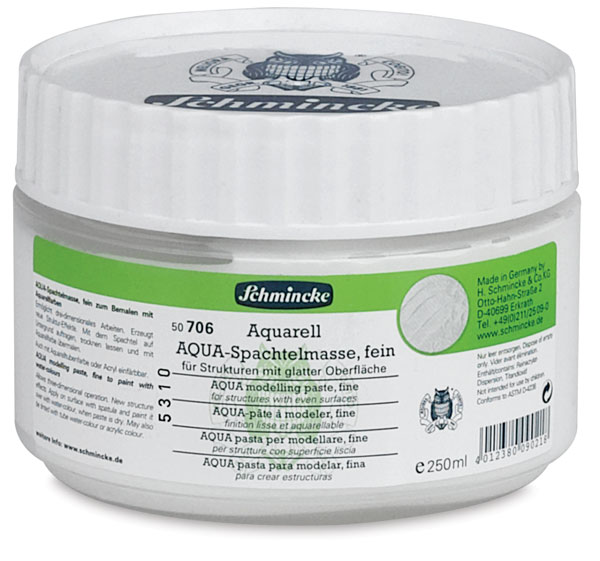 Modeling Paste, Fine, 250 ml