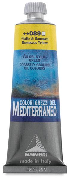 Mediterranean Oils, Damascus Yellow