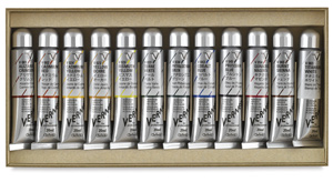 Vernet Superior Artists' Oil Colors, Set of 12