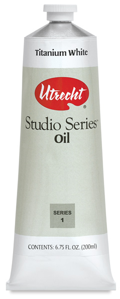 Studio Series Oil, Titanium White, 200 ml Tube