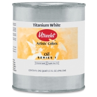 Titanium White, Quart