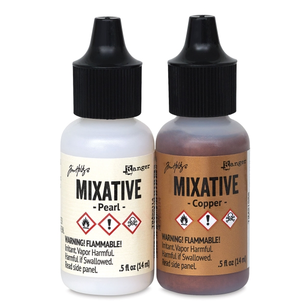 Metallix Mixative, Pkg of 2