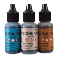 Inks, Pearls Kit 4, Set of 3