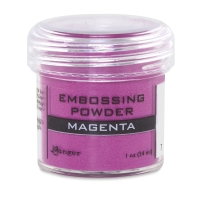 Embossing Powder, Magenta