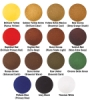 Complete Set of 15 Colors