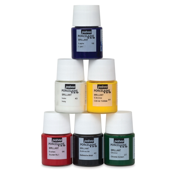 Pebeo Porcelaine 150 Paint Blick Art Materials
