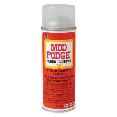 Clear Acrylic Sealer, Gloss