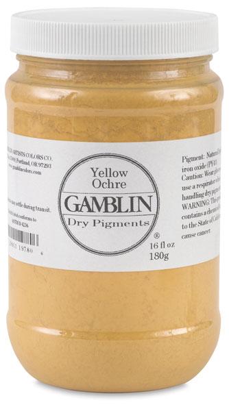 Dry Pigments, 16 oz