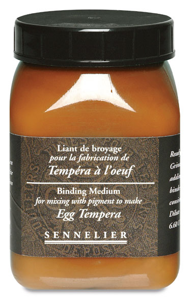 Sennelier Egg Tempera Binding Medium