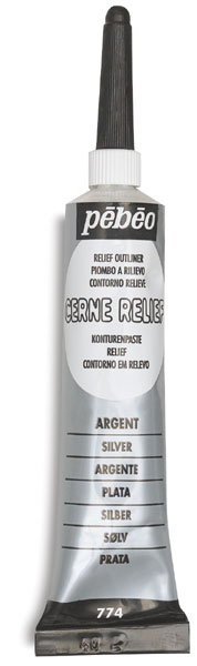 Relief Outliner, 20 ml Tube