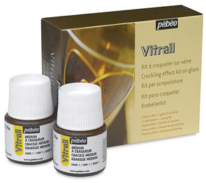 Vitrail Crackling Effects Kit