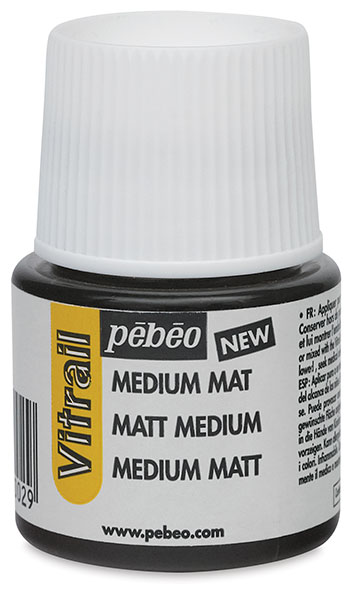 Vitrail Matte Medium, 45 ml Bottle
