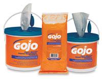 Gojo Fast Wipes