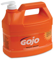 Gojo Waterless Orange Cleaner