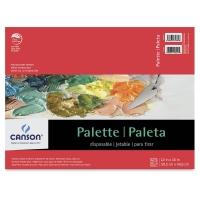 Disposable Palette, 40 Sheets