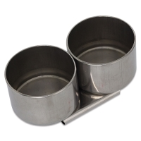 Large Double Palette Cups