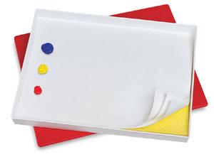 Masterson Sta-Wet Premier Palette - Sponge Insert, 5 sheets of acrylic film