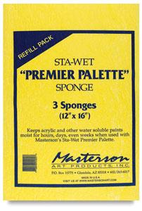 Sponge Insert, Pkg of 3