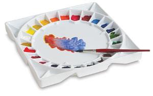 Porcelain Palette