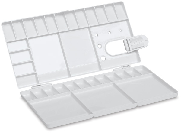 Large Folding Plastic Palette