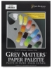 Gray Paper Palette, 50 Sheets