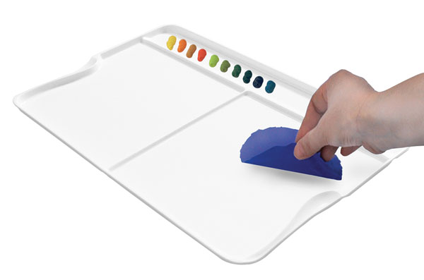 Peel-Off Palette