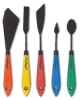 Blick Multi-Colored Painting Knife Set