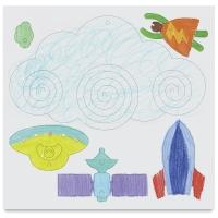 Roylco Sky Mobile, Sample Artwork