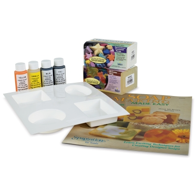 Yaley Beginner Soap Making Kit