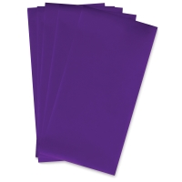 Purple, Package of 5 Sheets