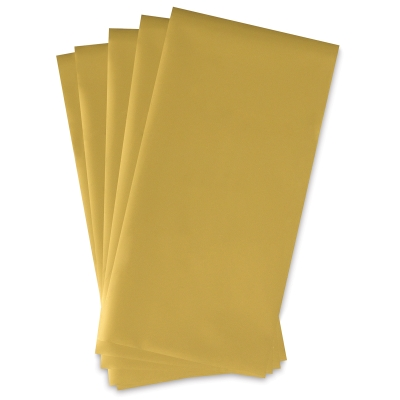 Gold, Package of 5 Sheets