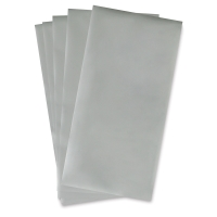 Silver, Package of 5 Sheets