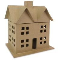 Papier M&#226ch&#233 Houses