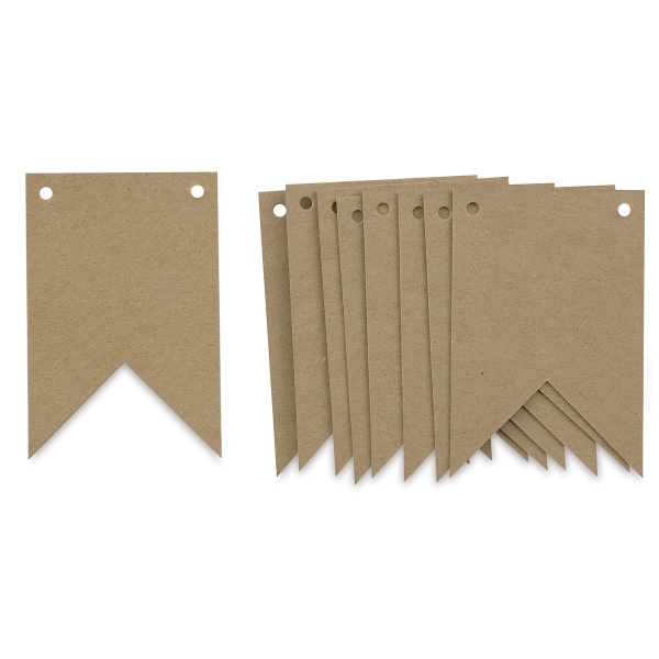 Two Point, Pkg of 9