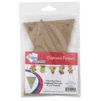 Triangle, Pkg of 9