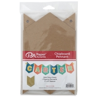 Chevron, Pkg of 9