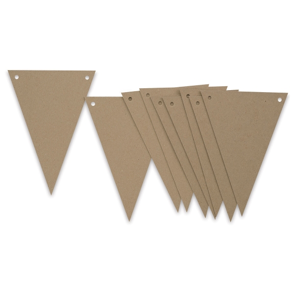 Triangle, Pkg of 9