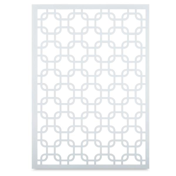 Adhesive Stencil, Squares