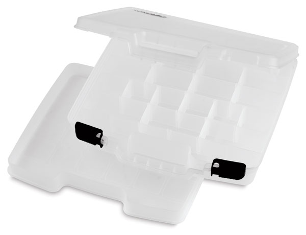Quick View Carrying Case w/ Lift-out Tray, Large