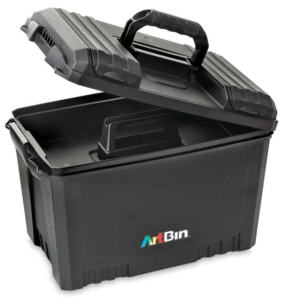 Sidekick Storage Bin, Extra Large Black