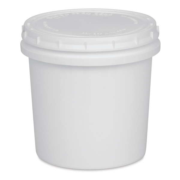 Plastic Bucket with Lid, 32 oz