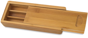 Bamboo Watercolor Paint Box