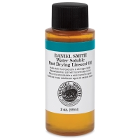 Water-Soluble Fast Drying Linseed Oil