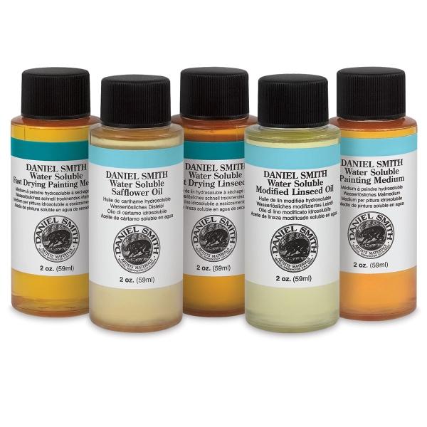 Daniel Smith Water-Soluble Oil Mediums
