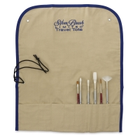 Travel Tote, Short Handle(Brushes not included)