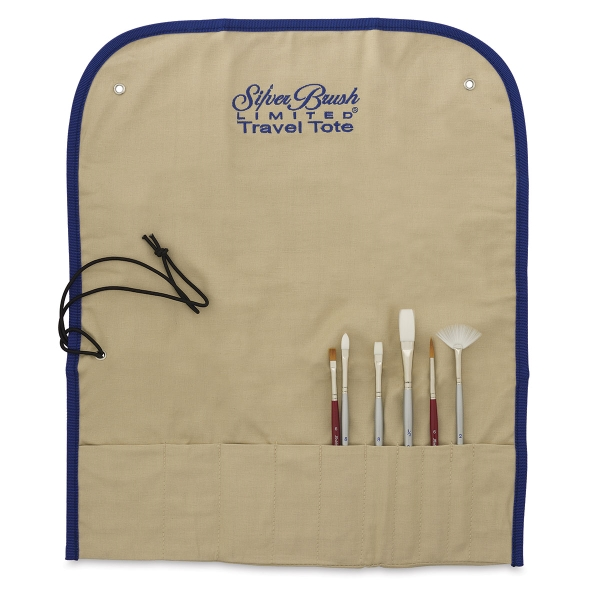 Travel Tote, Short Handle<br>(Brushes not included)