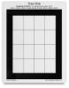 """8"""" × 10"""", Single Grid 3:4"""