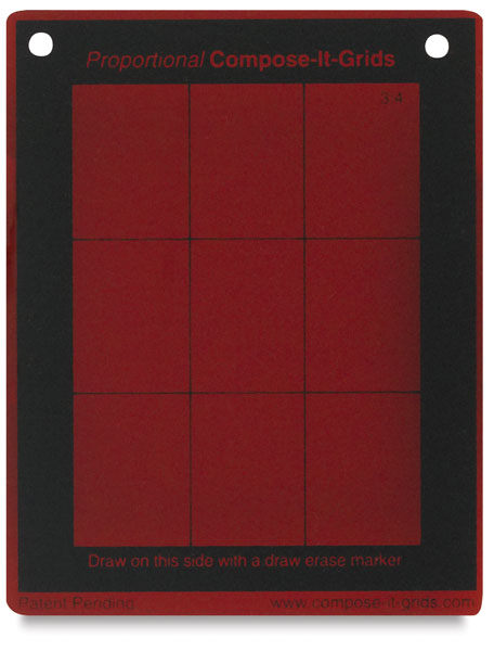 "<nobr>4"" × 5""</nobr>, Red Tinted Value Finder"