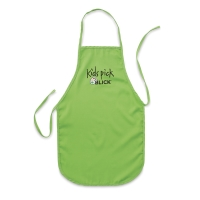 Large Kid's Apron, Apple