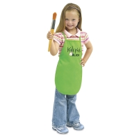 Small Kid's Apron, Apple